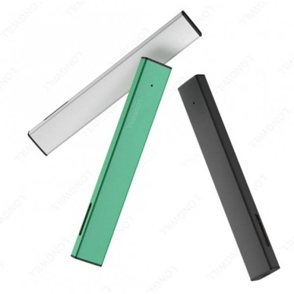 1500 Puffs Disposable Vape Pen E Cigarette with Nicotine Salt